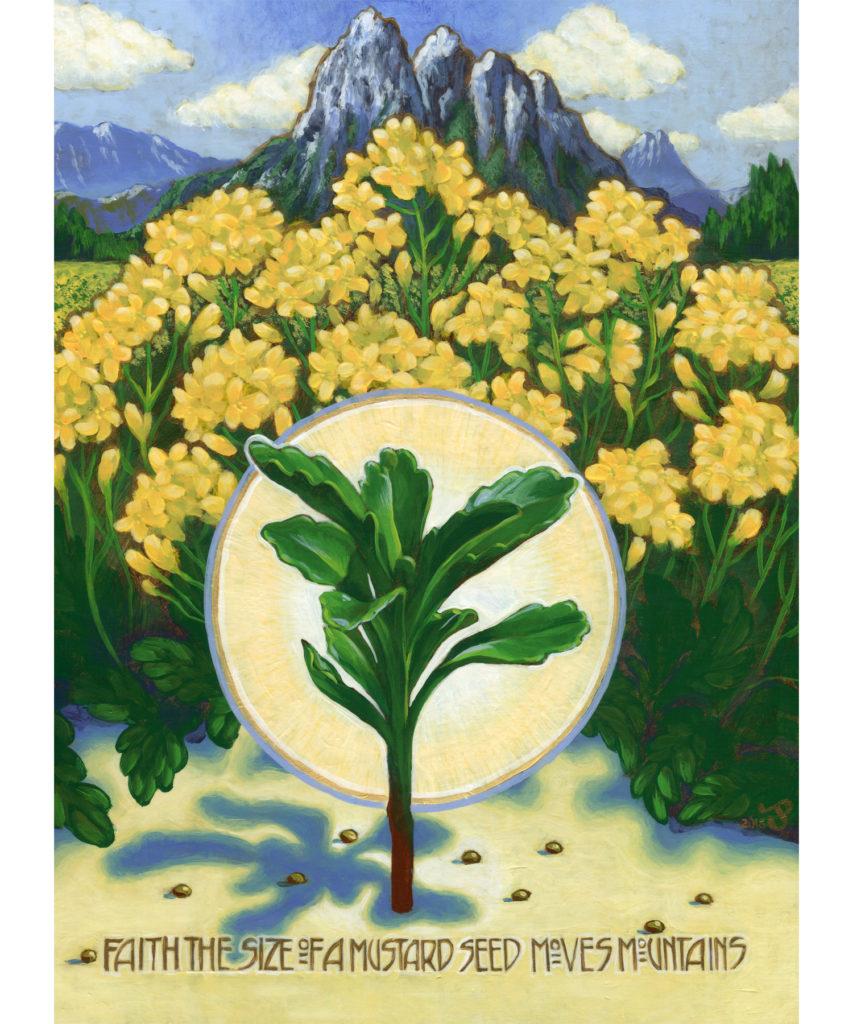 Faith Like a Mustard Seed - Julia L Powell
